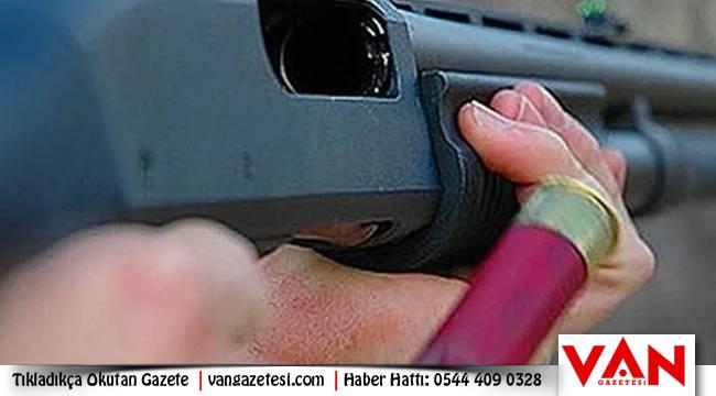 Pompalı tüfekle dehşetİ yaşatan damat