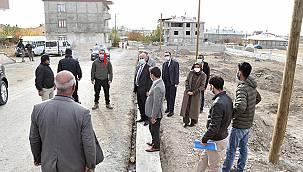 Tuşba Belediyesi, projelerine bir yenisini daha ekledi