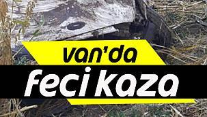 Van'da Feci Kaza! 2 Ölü 29 Yaralı