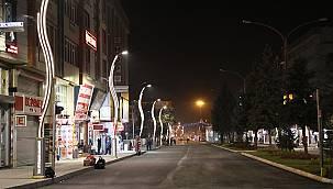 Van'ın En İşlek Caddesi Yenilendi