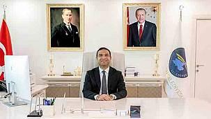 Başkan V. Sinan Aslan'dan Yeni Yıl Mesajı