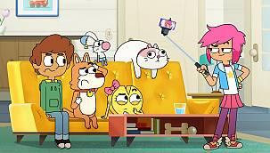 Cartoon Network'ten yepyeni bir çizgi film daha