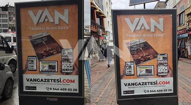 Dünya'da Açıkhava Reklamcılığı nedir? Van'da Açıkhava reklamcılığı ne kadar gelişkin?