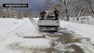 Edremit Belediyesi Trafikte Oluşacak Tehlikenin Önüne Geçiyor