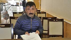 Mehmet Durak, 'Zorlaştırmayın, kolaylaştırın bize de hibe verilsin istiyoruz'