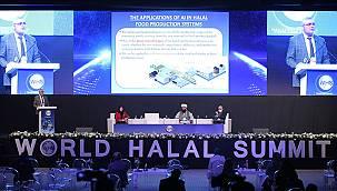 Türkiye'de üretimden tüketime helal pazarı zirvesi toplantısı