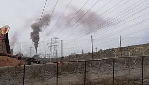 Van'da hava kirliliğine dikkat