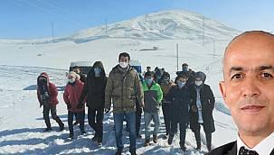 Van'ın Gözdesi Olan Kayak Merkezi Açıldı