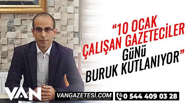 """""""10 OCAK ÇALIŞAN GAZETECİLER GÜNÜ BURUK KUTLANIYOR"""""""