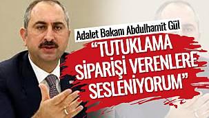 Adalet Bakanı Abdulhamit Gül,