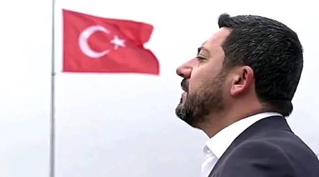Ak Parti Belediye başkanı 21 Aylık Görevinden İstifa etti
