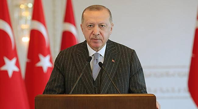Erdoğan,Bu projenin yapım bedeli 720 milyon lira