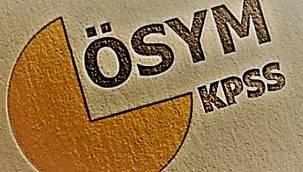 KPSS'de Beklenen Sonuçlar Açıklandı