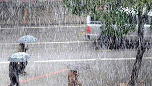 Meteoroloji'Uyardı bu illere yağış geliyor
