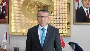 OSB Başkanı Aslan, Gazeteciler gününü kutladı