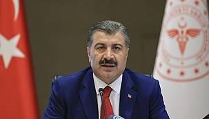 Sağlık Bakanı Fahrettin Koca, Devlet Büyüklerine teşekkürü