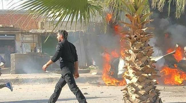 Suriye'nin Rasulayn ilçesinde bombalı saldırı - 2 ölü, 4 yaralı