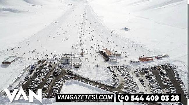Van Gevaş Abalı Kayak Merkezinden önemli açıklama