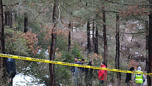 Cesedi ormanlık alanda bulunmuştu katili kayınbiraderi çıktı