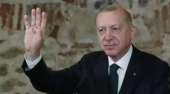 Cumhurbaşkanı,'Medeniyet şuuru olan nesiller yetiştireceğiz'