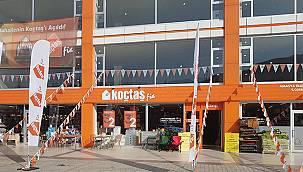 Ev geliştirme sektöründe en çok mağazası olan şirket oldu
