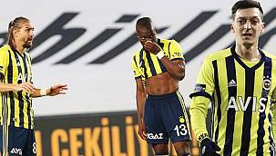 Fenerbahçe'de karabulutlar bitmedi