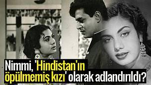 Güzelliği portre gibiydi, 'Hindistan'ın öpülmemiş kızı' olarak adlandırıldı?