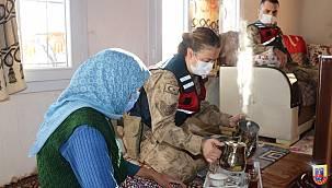 Kilis İl Jandarma Komutanlığı: Jandarma Kimsesizlerin Kimsesidir