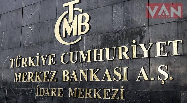 Merkez Bankası'nın faiz oranı bugün açıklıyor