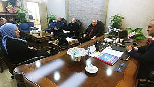 MHP'den HAK-İŞ'e Ziyaret