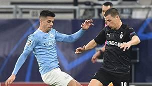 Mönchengladbach Manchester City