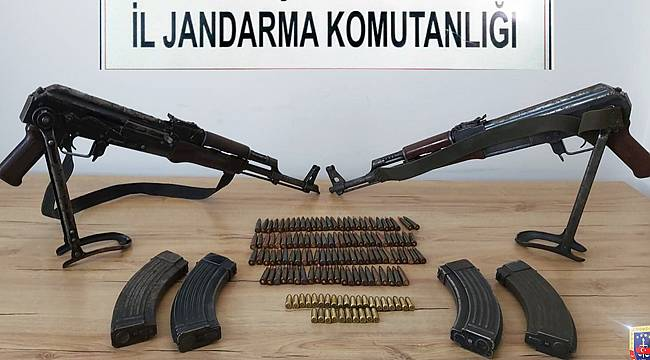 Muş'ta Operasyon sonucunda 3 şüpheli tutuklandı