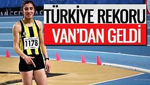 Türkiye Rekoru Van'dan Geldi