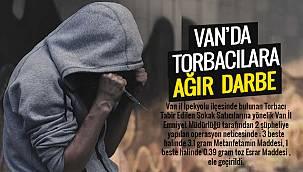 Van'da torbacılara ağır darbe - 2 kişi tutuklandı