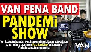 Van Pena Band Show Van Gazetesi'nde - Pandemi Show Vanhaber'de sizlerle