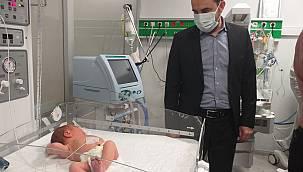 VEAH Hastanesinde moraller yüksek
