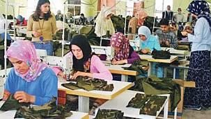 571 Bin Kadın kayıp dışı çalışıyor