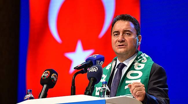 Ali Babacan, Sert Püskürdü - Hakkınız Yok