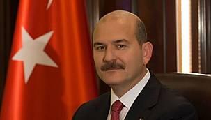 Bakan Süleyman Soyludan Türk polisine alkış