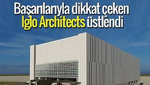 Başarılarıyla dikkat çeken Iglo Architects üstlendi