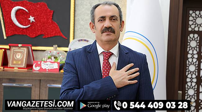 Başkan Hayrullah Tanış, 'Allah bir daha bu millete İstiklal Marşı yazdırmasın!'