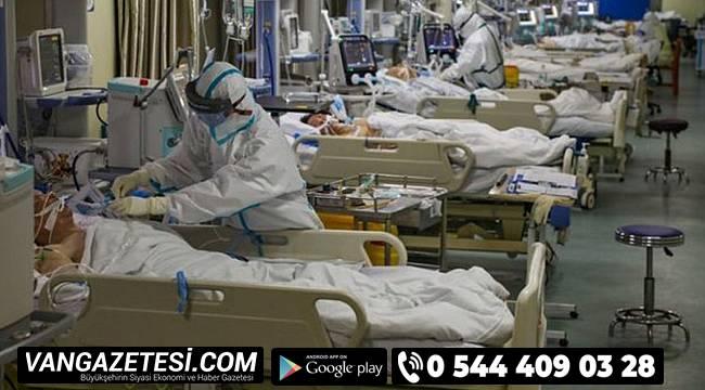 Bu ülkede koronavirüs ölümleri rekor kırdı!