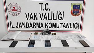 Erciş'te Operasyon- 6 Gözaltı Var