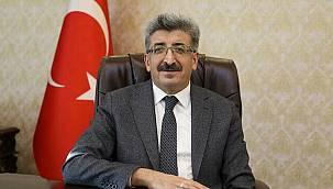 Mehmet Emin Bilmez'in Berat Kandili Mesajı