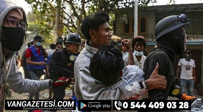 Myanmar'da Askeri Darbe