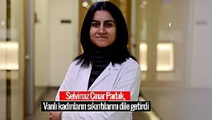 Selvinaz Çınar Parlak, Vanlı kadınların sıkıntılarını dile getirdi