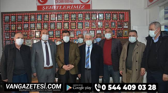 Türkmenoğlu, Şehit ailelerimizin, kahraman gazilerimizin her zaman yanındayız