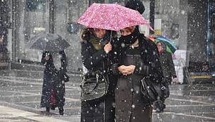 Van'da karla karışık yağmur - Detayları Vanhaber'de oku