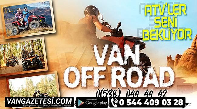 Van Off Road Atv - 0538 044 44 42 - Van'da Atv - Van Atv - Van Eğlence