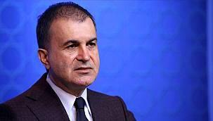 AK Parti Sözcüsü Ömer Çelik'ten son dakika ABD'ye tepki açıklaması